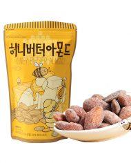 Hạnh nhân mật ong Hàn Quốc 250g 5