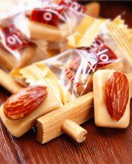 Kẹo Hạnh Nhân LOTTE Hàn Quốc túi 90g (Scotch Almond Candy) 15