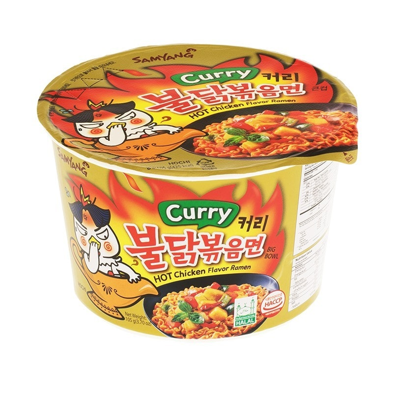 Mì gà trộn SAMYANG Hàn Quốc 105g 1
