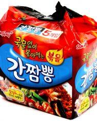 Mì trộn hải sản cay SAMYANG Hàn Quốc (gói) 5