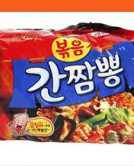Mì trộn hải sản cay SAMYANG Hàn Quốc (gói) 6