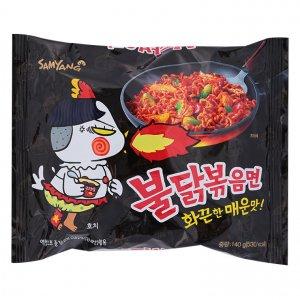 Mỳ cay truyền thống samyang Hàn Quốc - Gói 140 G - vinfruits