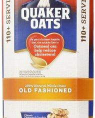 Yến mạch nguyên hạt Quaker Oats Old Fashioned 4.52 kg – vinfruits 3