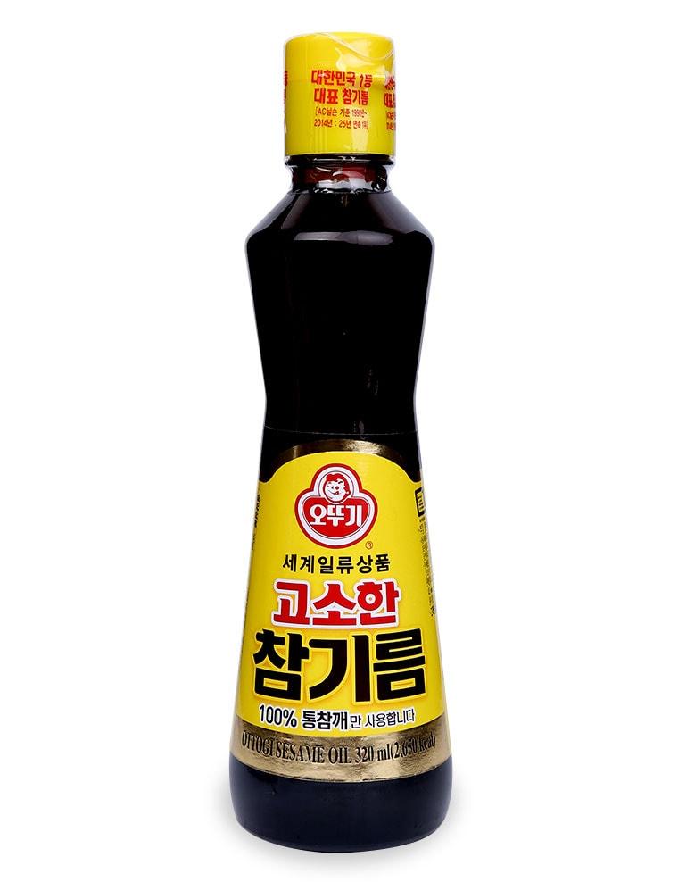 #1 Dầu mè Hàn Quốc OTTOGI (320ml) | VinFruits