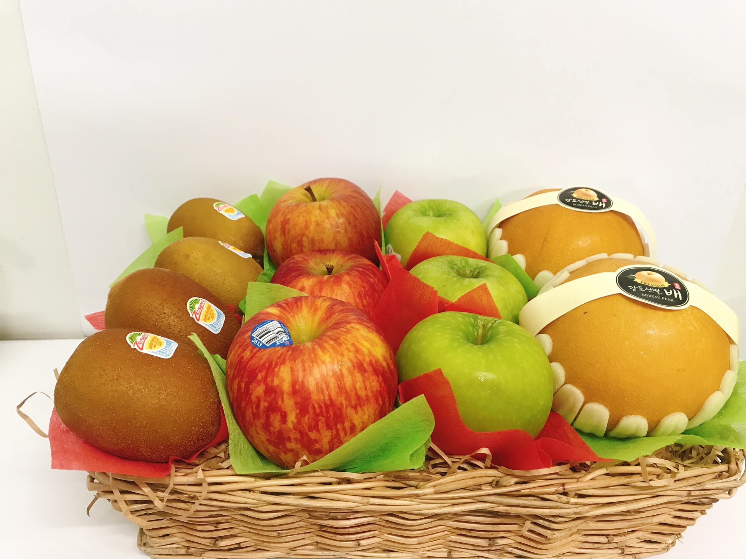 Giỏ trái cây số 09