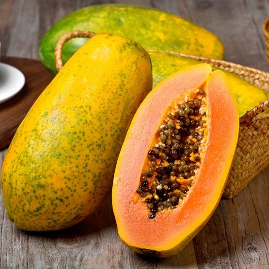 Đu đủ vàng - vinfruits.com 4