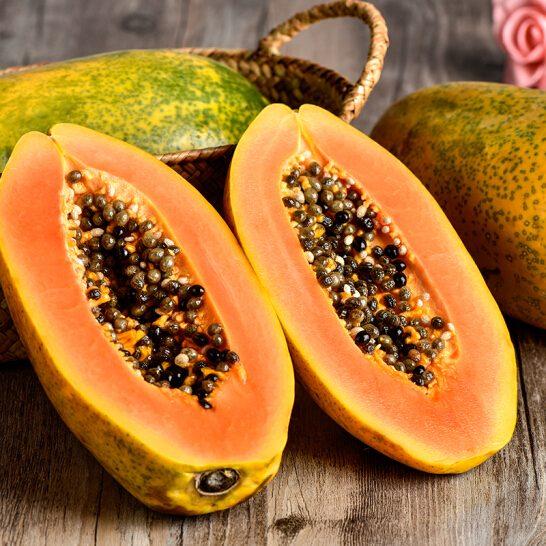 Đu đủ vàng - vinfruits.com 5