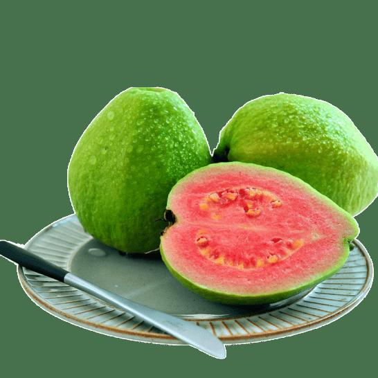 Ổi ruột đỏ Đài Loan - vinfruits.com 1