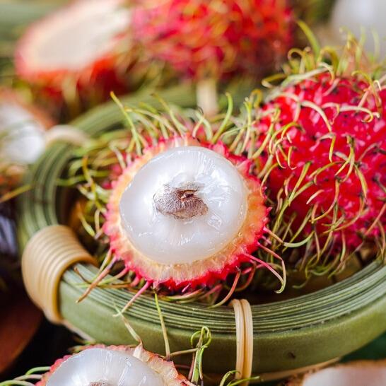 Chôm chôm Thái - vinfruits.com 3
