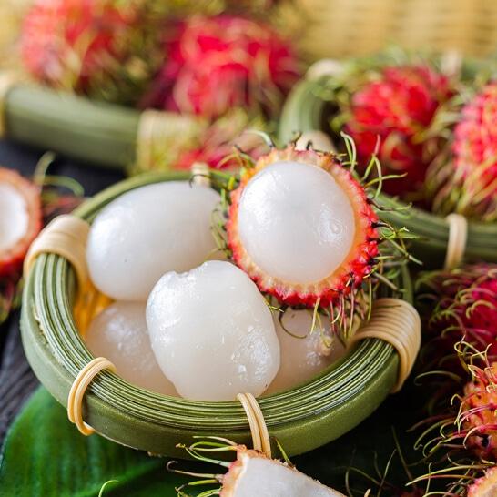 Chôm chôm Thái - vinfruits.com 4