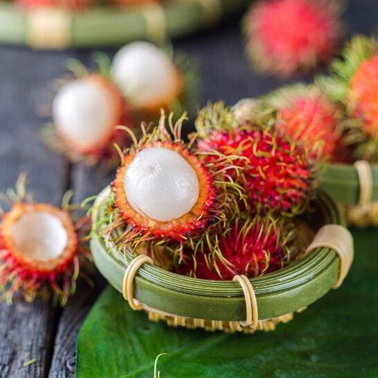 Chôm chôm Thái - vinfruits.com 5