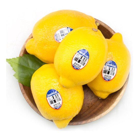 Chanh vang Sunkist - vinfruits.com 1