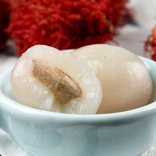 Chom chom nhan - vinfruits.com 1