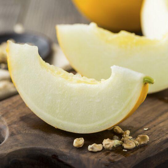 Dưa lưới vàng - vinfruits.com 3