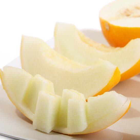 Dưa lưới vàng - vinfruits.com 5