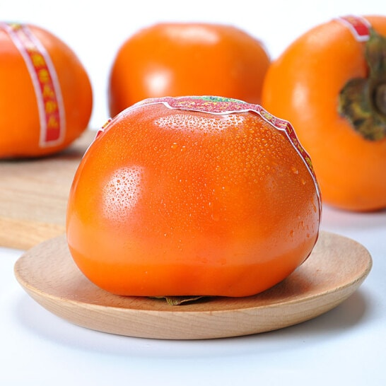 Hồng giòn Đài Loan - vinfruits.com 3