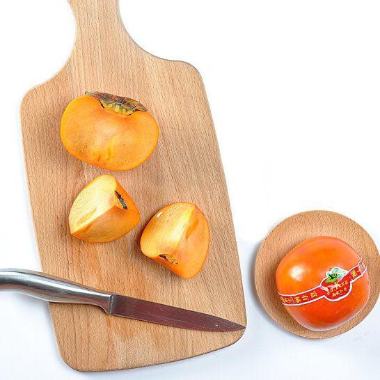 Hồng giòn Đài Loan - vinfruits.com 5