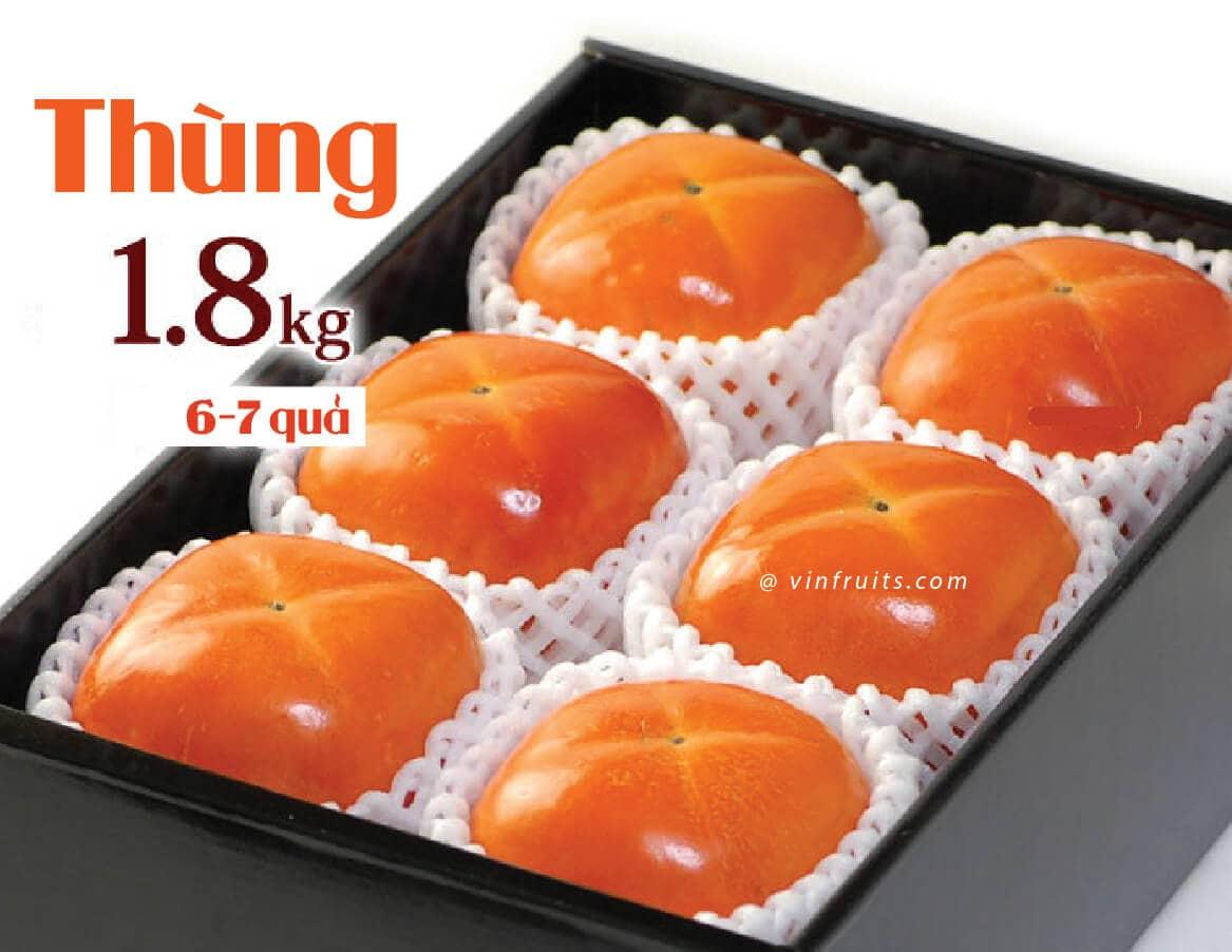 Hong mat den Nhat Ban - vinfruits 2