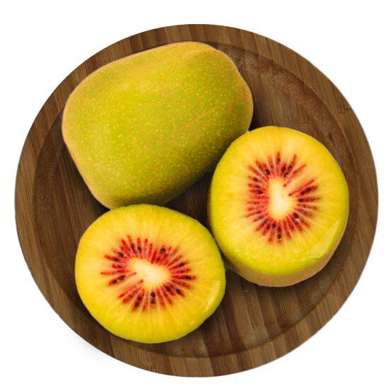 Kiwi đỏ Nhât Bản - vinfruits.com 2