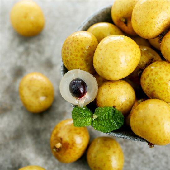 Nhãn xuồng - vinfruits.com 5
