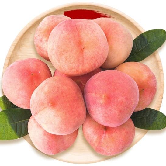 Qua dao trang Han Quoc - vinfruits.com 1