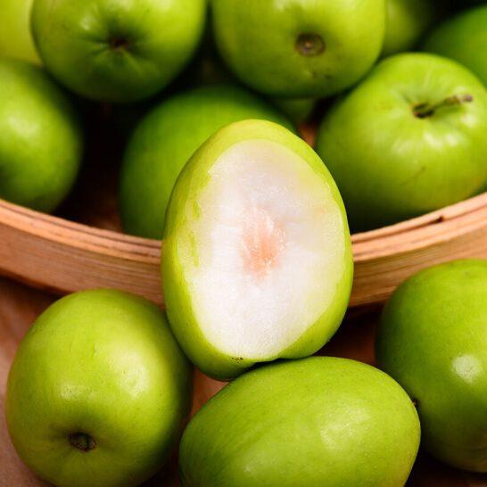 Tao xanh Ninh Thuan - vinfruits.com 2