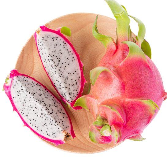 Thanh long ruot trắng Bình Thuận - vinfruits.com 1