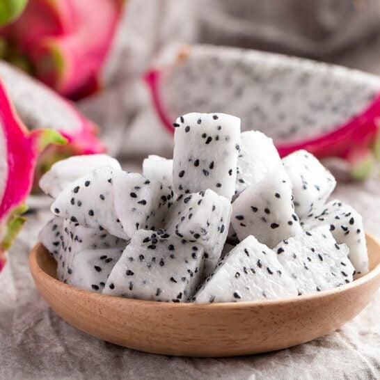 Thanh long ruot trắng Bình Thuận - vinfruits.com 6