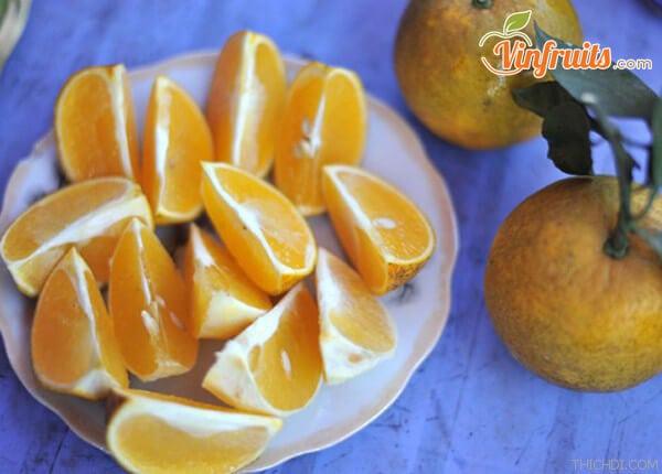 Cam Cao Phong lòng vàng - Vinfruits