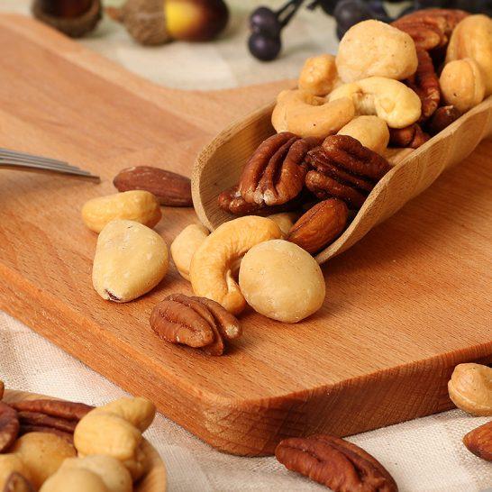 Mixed Nuts Premium Kirkland - vinfruits.com 4