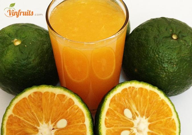 Cam sành rất tốt cho sức khỏe - Vinfruits