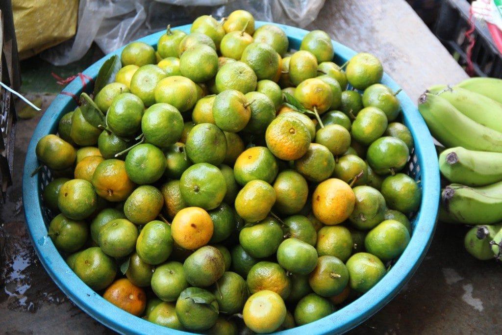 Đặc điểm quýt Hương Cần - Vinfruits