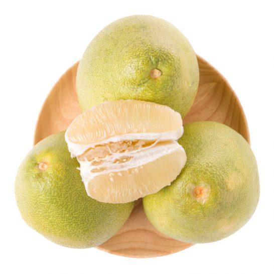 Những trái bưởi năm roi ngon