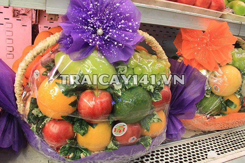 giỏ trái cây Việt